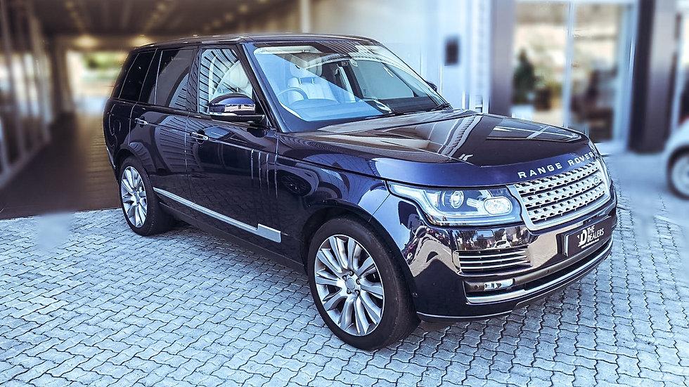 2013 Range Rover Vogue SDV8