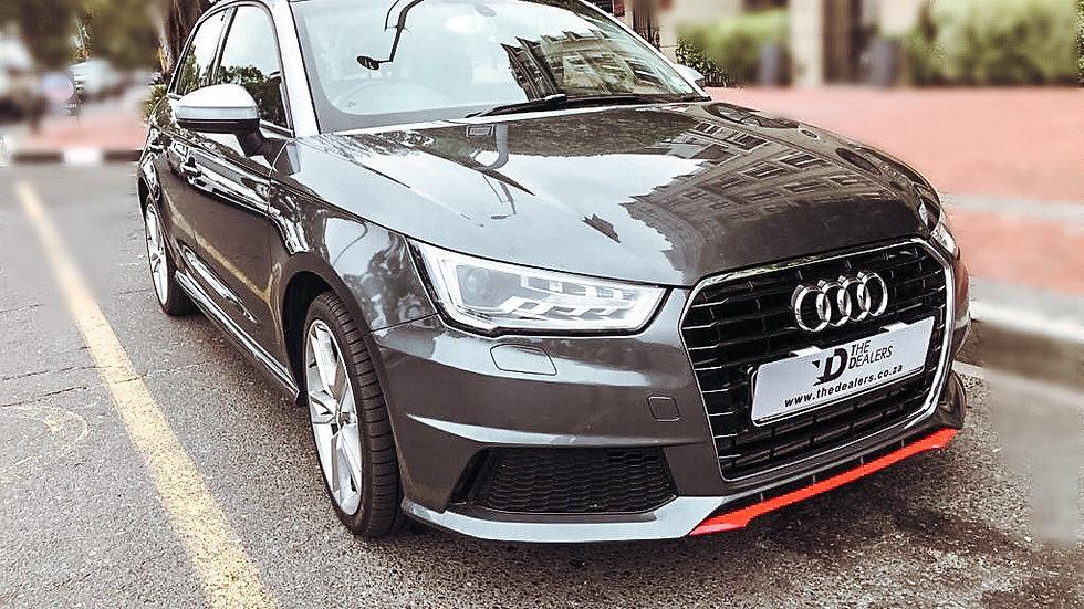 2017 Audi A1 1.8 TFSI S-Line