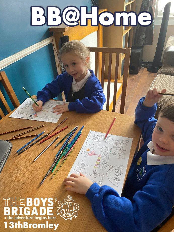 13th Bromley Boys' Brigade Colouring 1.j