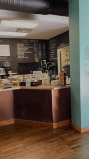 coffeeshop menu chalkboard menu hand lettered menu small business menu