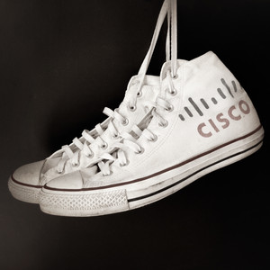 Hanging my Cisco shoes