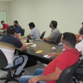 Conselho de Desenvolvimento viabiliza programa pioneiro de capacitação para vereadores.
