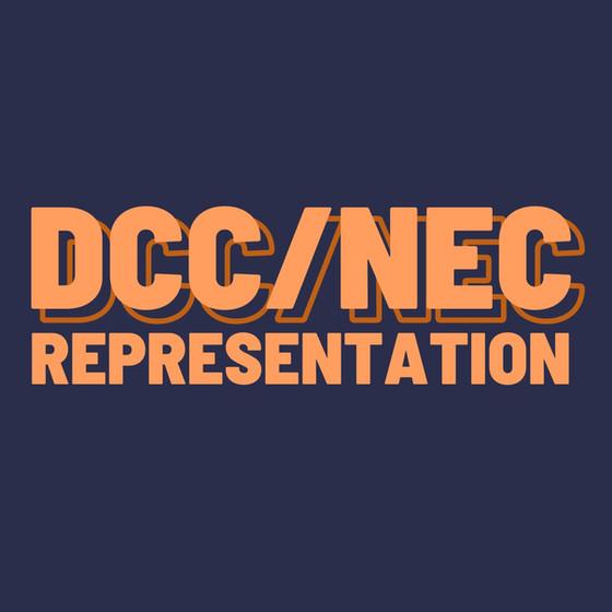DCC/NEC Representation