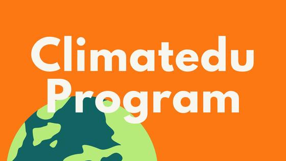 Climatedu Project!