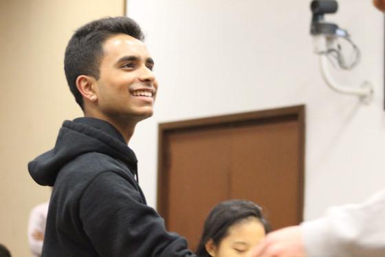 MCR Officer: Pranav Tadikonda