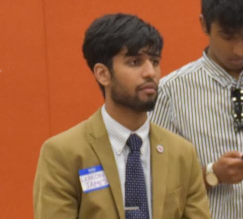 MCR Officer: Safwan Masood