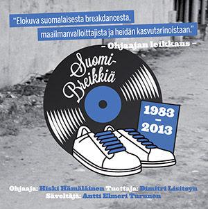 Suomibreikkiä DVD cover