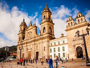 Private City Tour in Bogota