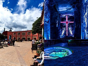 Private City Tour in Bogota & Salt Cathedral