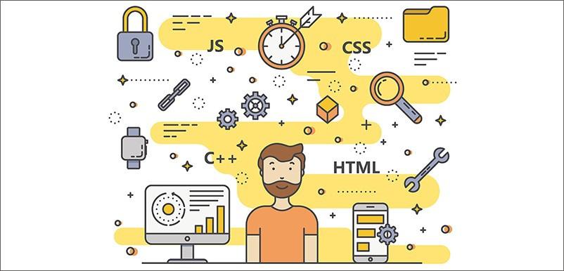Hướng dẫn các kiến thức cơ bản để bắt đầu trở thành web developer