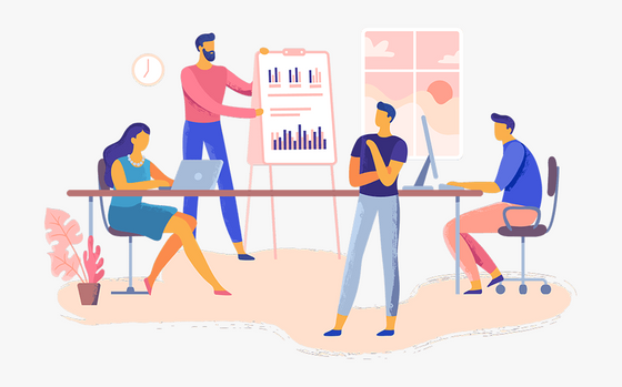 Nguồn nhân lực - Lời giải cho bài toán thịnh suy của một doanh nghiệp