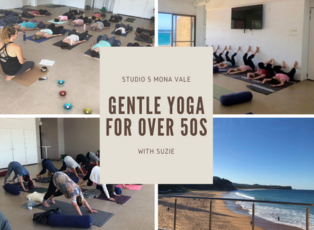 Gentle Yoga For Over 50s Fridays 11am @ Warriewood SLSC