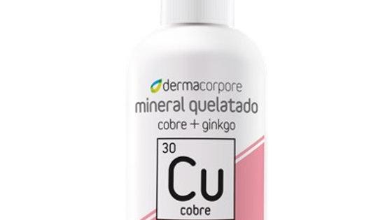 Cobre Quelato + Ginkgo 60g