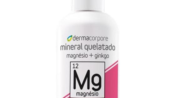 Magnésio Quelato + Ginkgo 60g