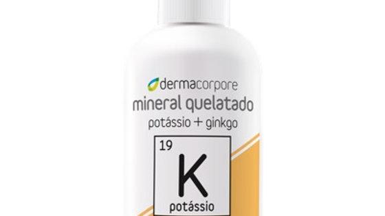 Potássio Quelato + Ginkgo 60g