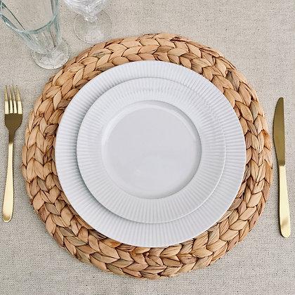 "Set de table tressé ""KAMIL"""