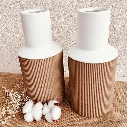 """Duo de vases """"SELENA"""""""