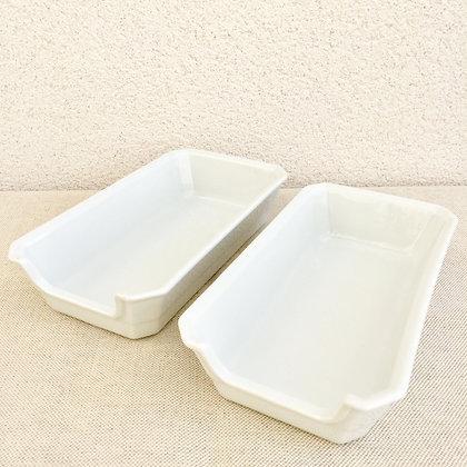 "Serviteur porcelaine ""TAMARA"""