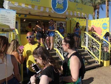 CUPCAKE MUSIC FESTIVALS