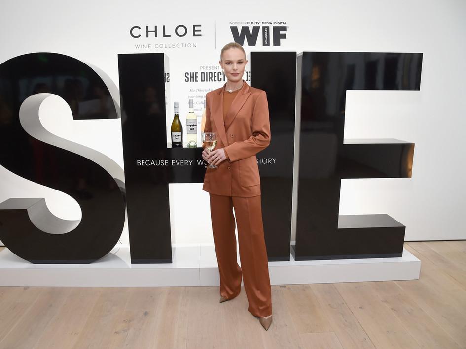 CHLOE WINE - SHE DIRECTED