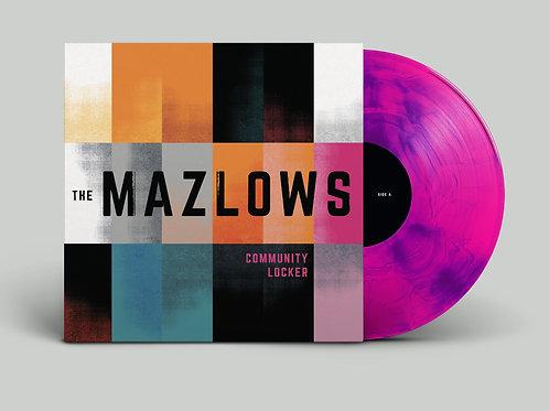 """Community Locker"" — The Mazlows"