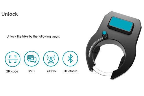 Smart Bike GPS-sharing Lock