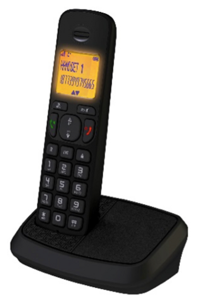 Digital Wireless Phone