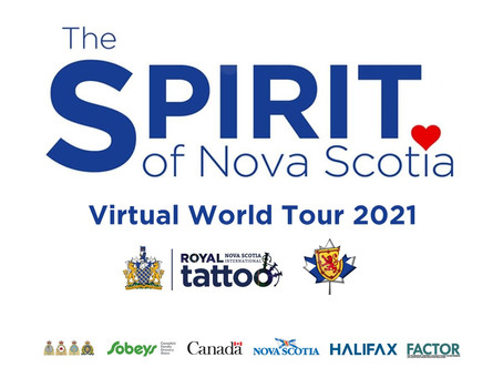 Royal Nova Scotia International Tattoo Highland Dance Team 2021