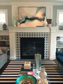 Cedars Fireplace