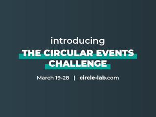 On March 19th, 2018 Circle Economy will launch Circle Lab