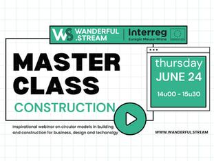 24 June 2021: Masterclass Construction