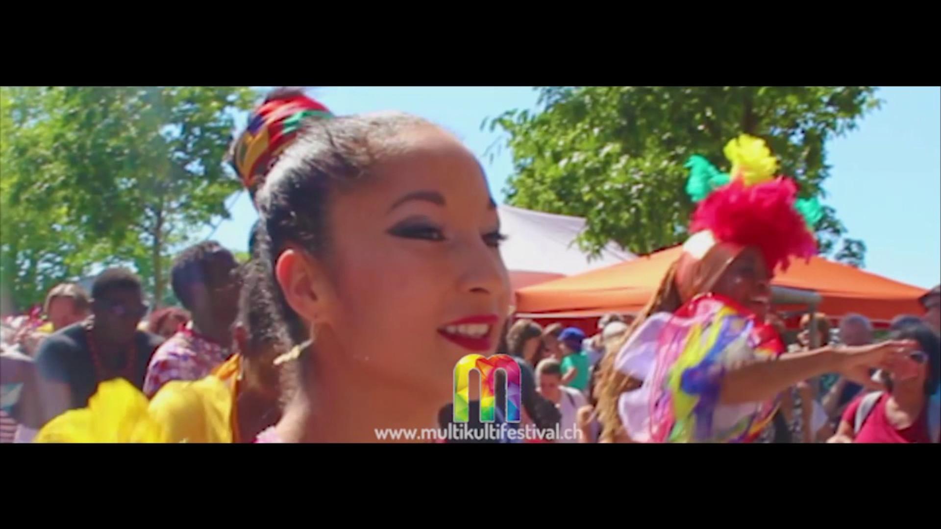 Festival der Kulturen - Conga Parade
