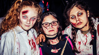 Zombie Walk Basel 2017