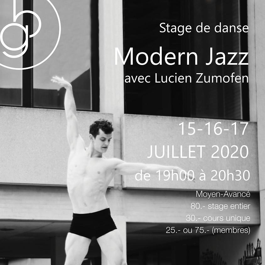 MODERN JAZZ | Lucien Zumofen