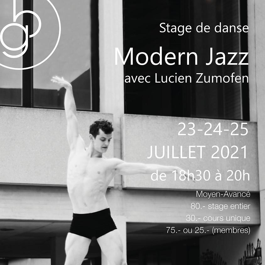 MODERN JAZZ   Lucien Zumofen