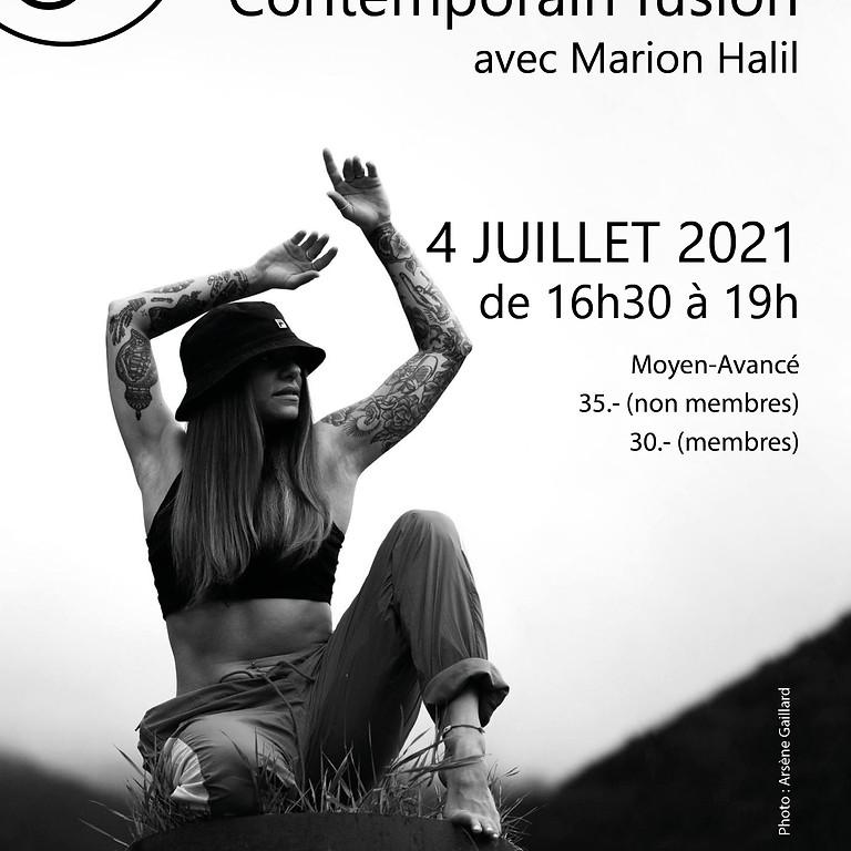 CONTEMPORAIN FUSION | Marion Halil