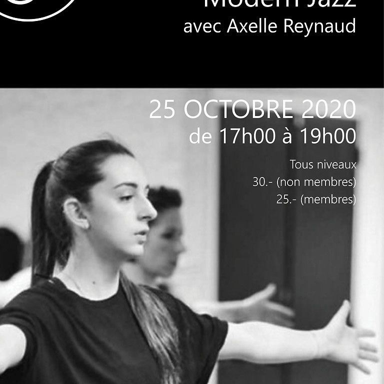MODERN JAZZ | Axelle Reynaud