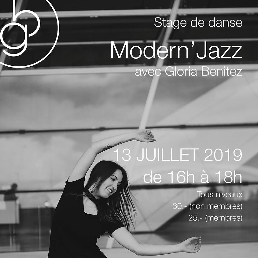 MODERN JAZZ | Gloria Benitez