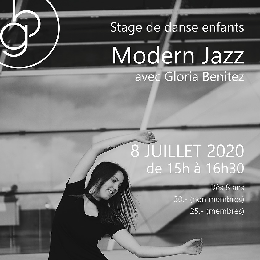 MODERN JAZZ - Enfants | Gloria Benitez