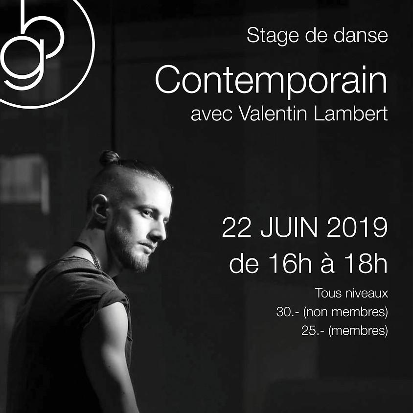 CONTEMPORAIN | Valentin Lambert
