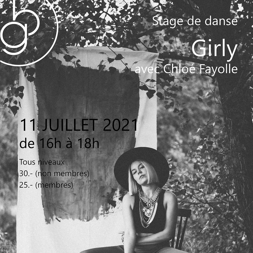 GIRLY   Chloé Fayolle