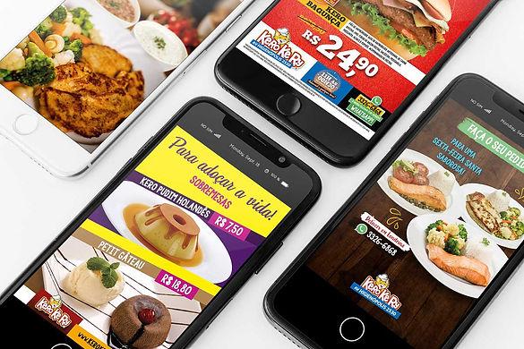 AG7 Ideias / Campanhas para Whatsapp Cliente Kero Ke Ry