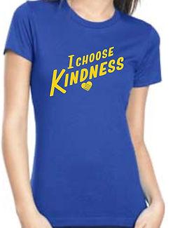 I choose kindness Tshirt Female.jpg
