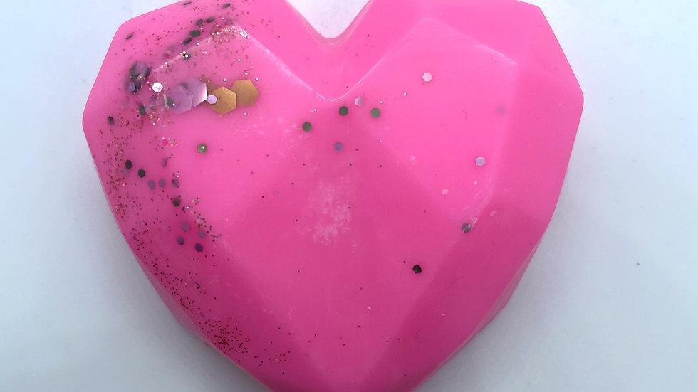 PINK GLORY HEARTS