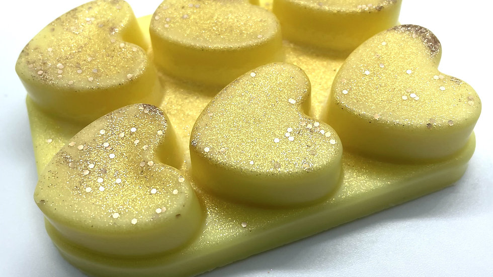 LAVISH GOLD UNSTOPPABLE CLAMSHELL