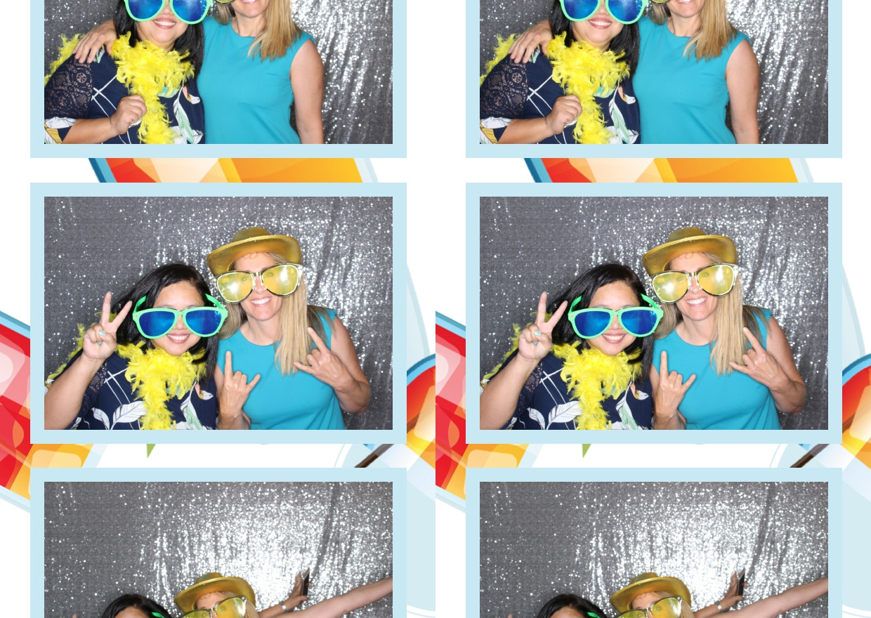 White Pony Express Photo Booth