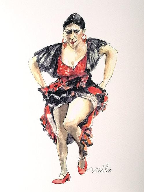 Manuela Carrasco- Reproducción
