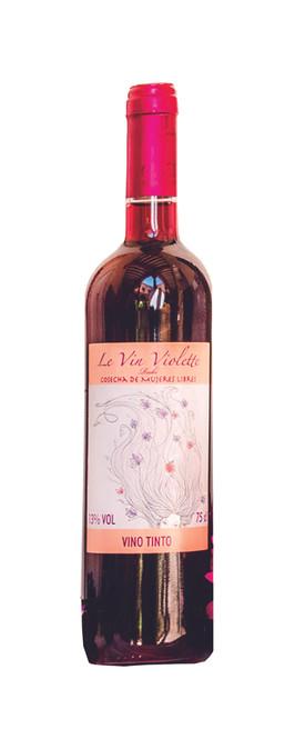 Le Vin Violette Tempranillo