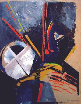 Abstracción 93 Manuel Maqueda