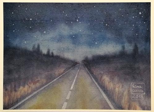 Viajar Bajo las Estrellas- Reproducción